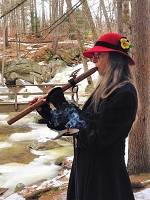 Native American Style Flute Lessons -January