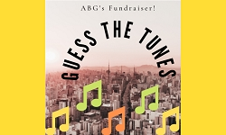 ABG's Guess the Tunes Fundraiser - General  Admission Ticket