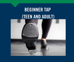 Beginner Tap (Teen and Adult)