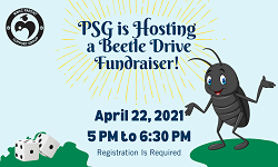PSG Beetle Drive Fundraiser - Child 12-18 Ticket