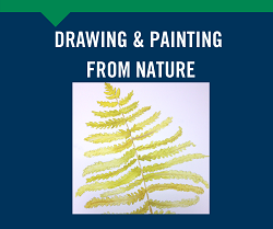 Drawing and Painting From Nature, April 6th Leominster