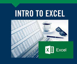 Intro to Microsoft Excel, February 9th & 11th