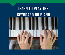 New! Learn to Play the Keyboard or Piano