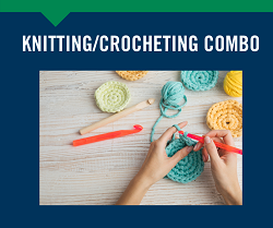 Knitting/Crochet Combination
