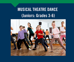 Musical Theatre Dance (Juniors: Grades 3-6)