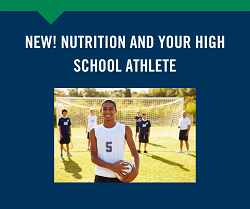 Nutrition & Your High School Athlete 6/9