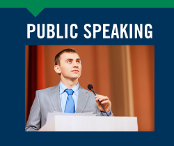New! Public Speaking