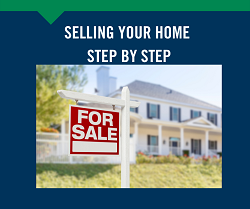 Selling Your Home Step by Step, March 23rd Online