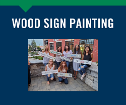 Wood Sign Painting 6/24